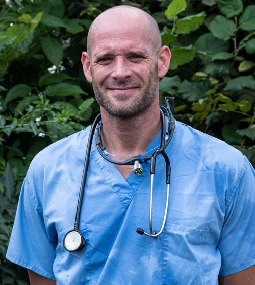 Dr. Rouven Seeberger